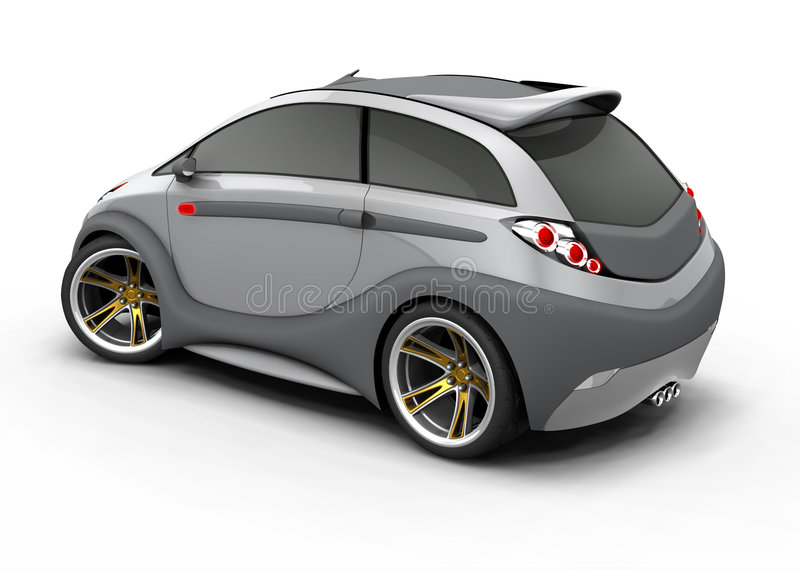 Download Concept Car stock illustration. Illustration of concept - 541365