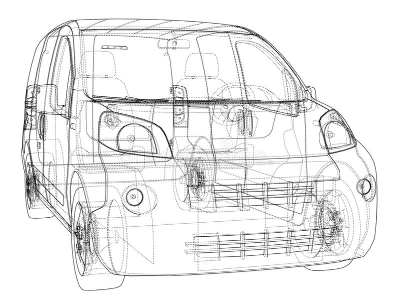 Concept car blueprint stock illustration illustration of concept download concept car blueprint stock illustration illustration of concept 113633644 malvernweather Images