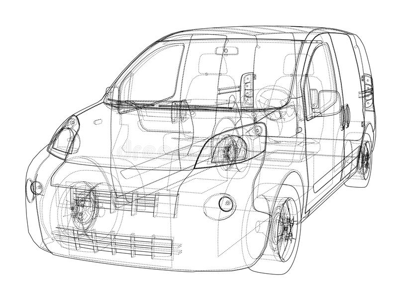 Concept car blueprint stock illustration illustration of drive download concept car blueprint stock illustration illustration of drive 113636002 malvernweather Image collections