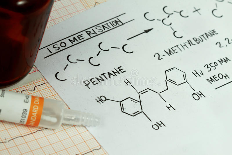 Download Concept Of Chemical Industry Stock Photo - Image: 16264134