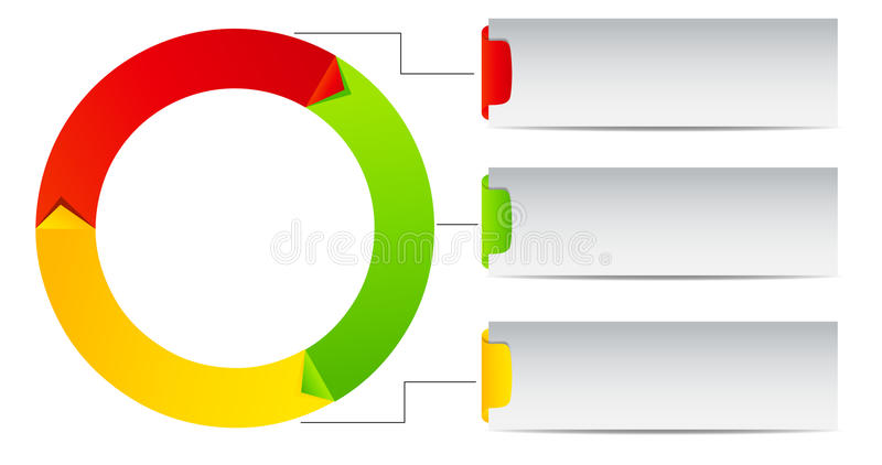 Download Concept Of Colorful Time Wheel Vector Illustration Stock Vector - Illustration: 28668603