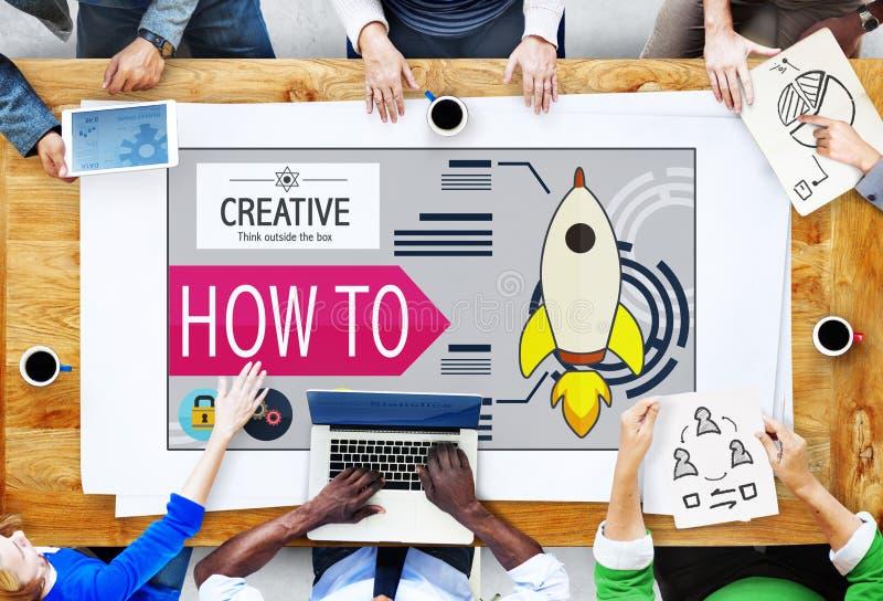 Concept créatif de plan de succès de croissance de développement d'innovation images libres de droits