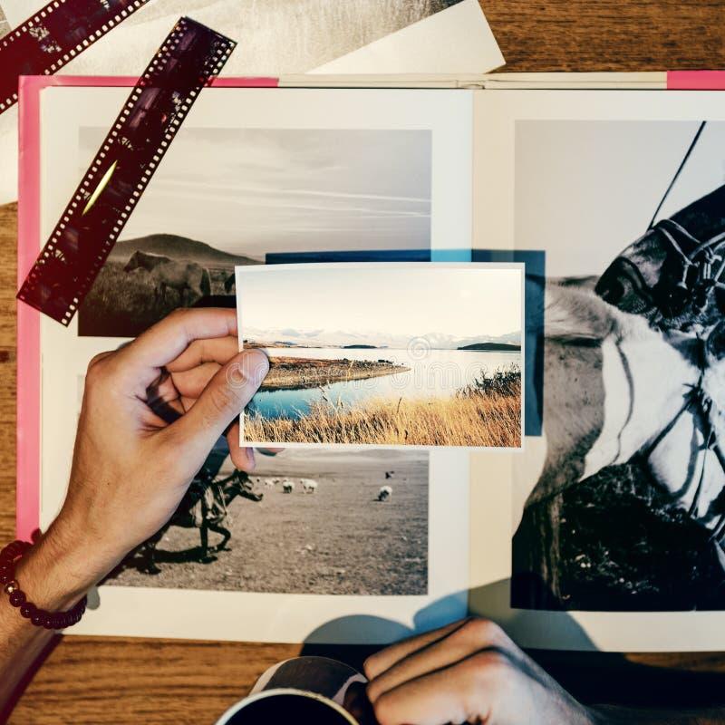 Concept créatif de studio de conception de profession d'idées de photographie image stock