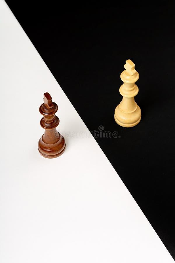 Concept d'échecs image libre de droits