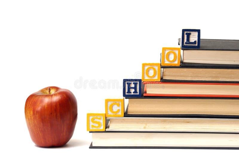Concept d'école image libre de droits