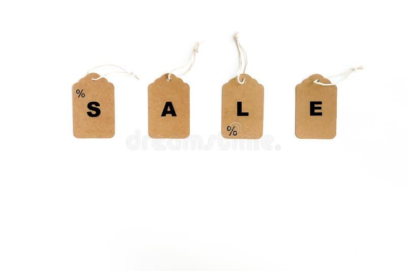 Concept d'étiquettes de ventes de Black Friday image libre de droits