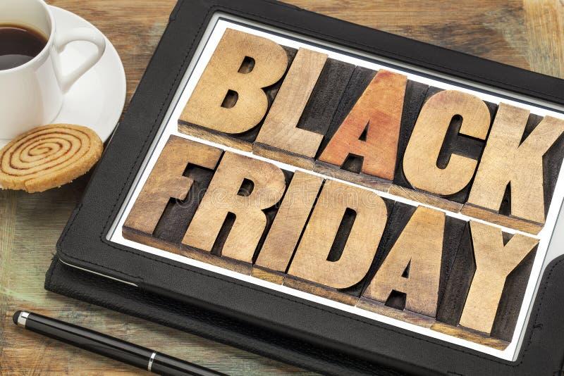 Concept d'achats de Black Friday photos libres de droits