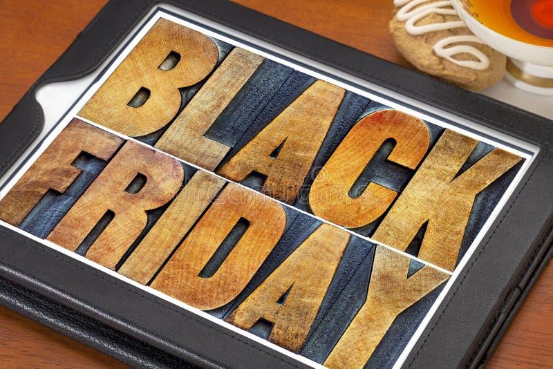 Concept d'achats de Black Friday photo libre de droits
