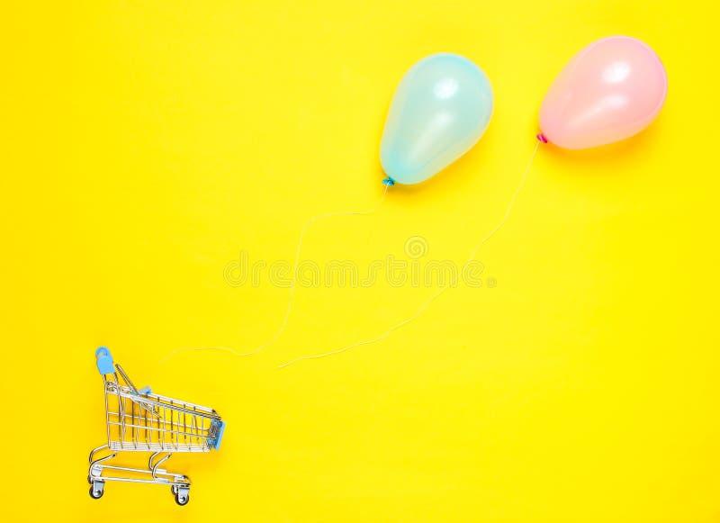Concept d'achats photo stock