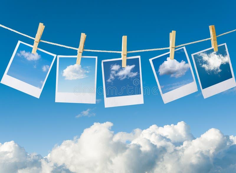Concept d'air frais photo stock
