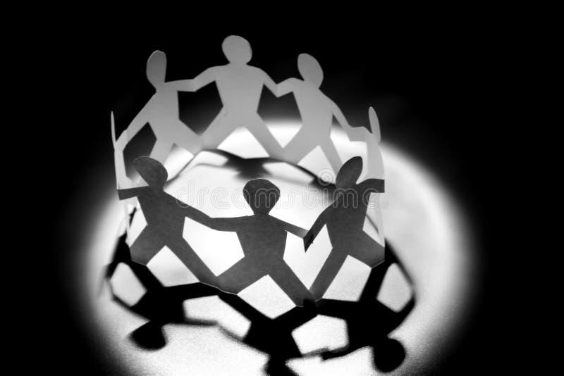 Concept d'amitié images libres de droits