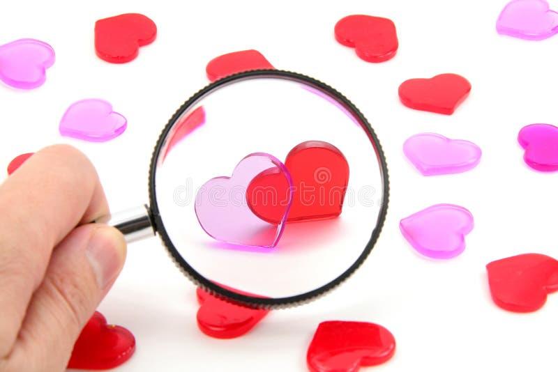 Concept d'amour photographie stock libre de droits