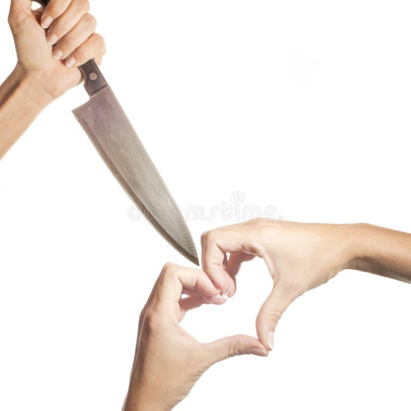 concept d'Amour-haine images libres de droits