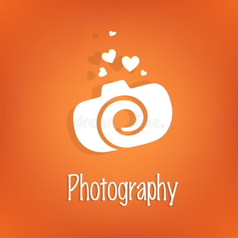 Concept d'appareil-photo photographique illustration libre de droits