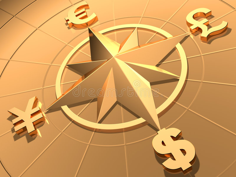 Concept d'argent illustration libre de droits