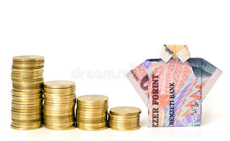 Concept d'argent photos libres de droits