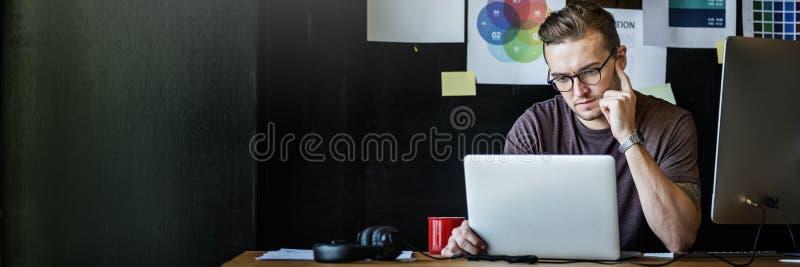 Concept d'entreprise de stratégie d'Business Contemporary Company image libre de droits
