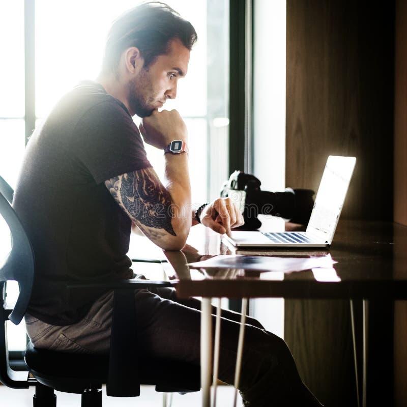 Concept d'entreprise de stratégie d'Business Contemporary Company photo stock