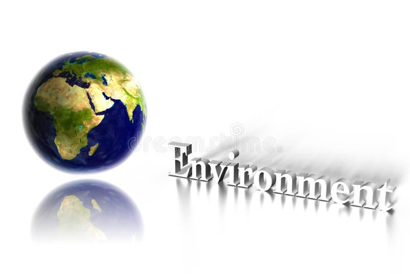 Concept d'environnement illustration libre de droits