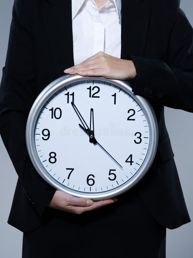 Concept d'horloge biologique photographie stock libre de droits