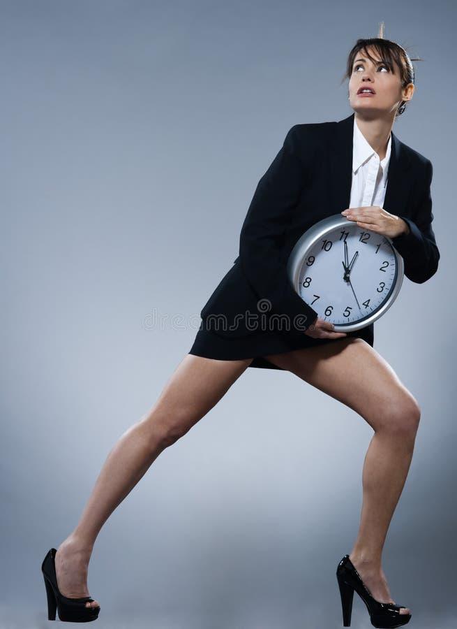 Concept d'horloge biologique photo libre de droits