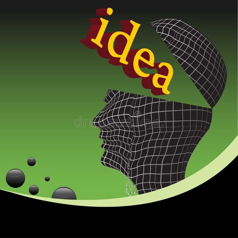 Concept d'idée illustration libre de droits