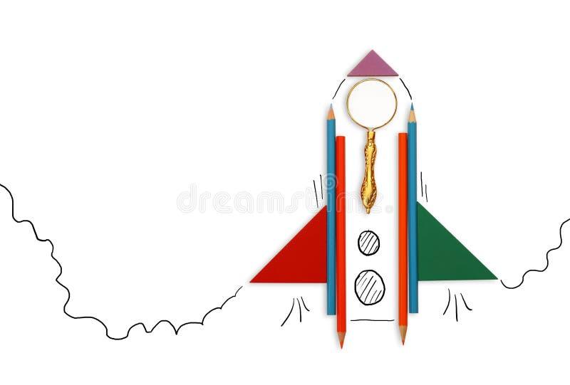 Download Concept D'idée Et De Créativité Illustration Stock - Illustration du amusement, gosse: 76085328