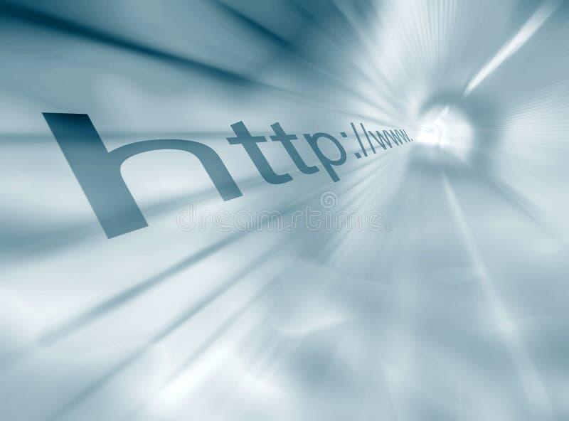 Concept d'Internet illustration libre de droits