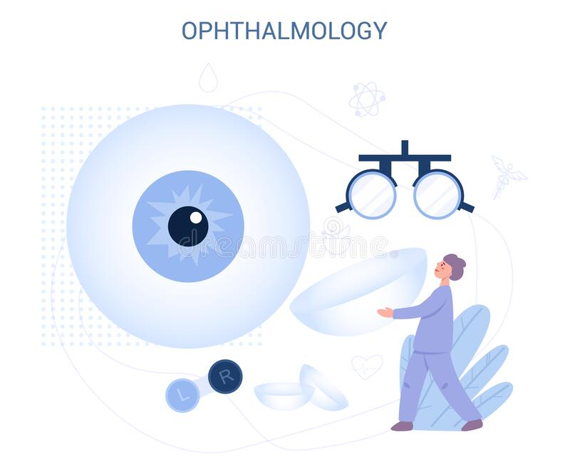 forme de oftalmologie
