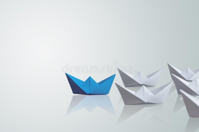 Concept d'unicité illustration stock