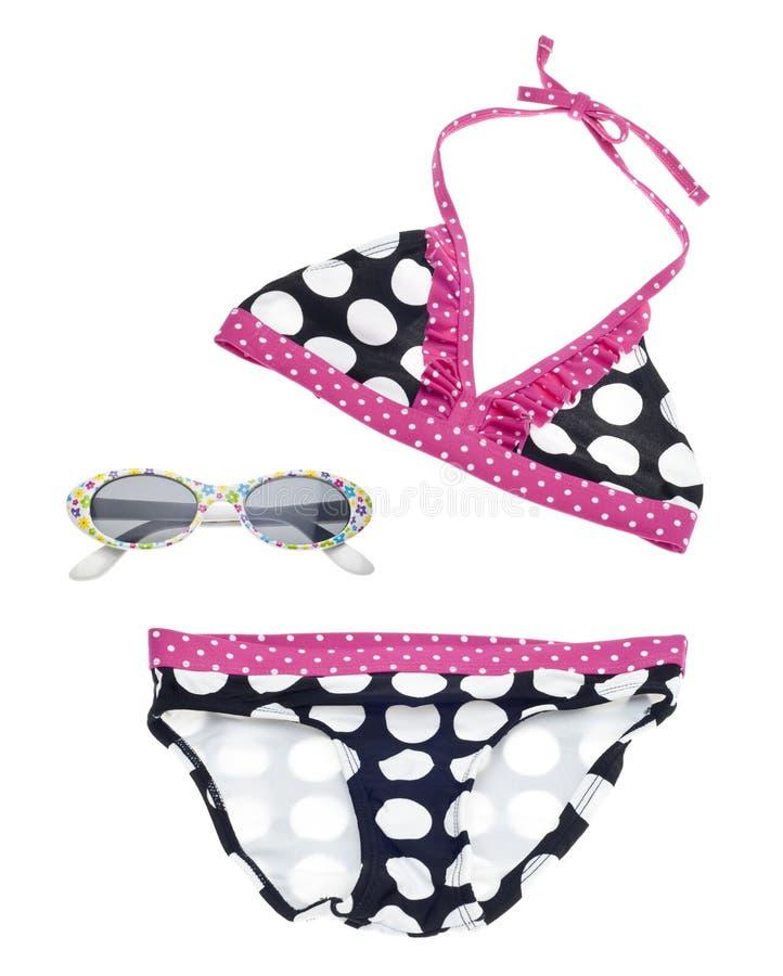 Concept de bikini d'été photos stock