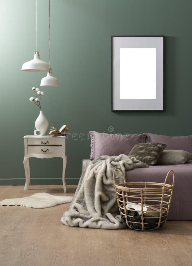 Concept de chambre à coucher photos libres de droits