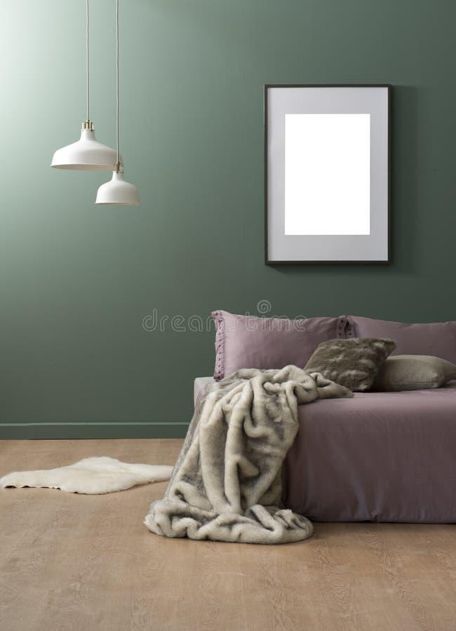 Concept de chambre à coucher photo libre de droits