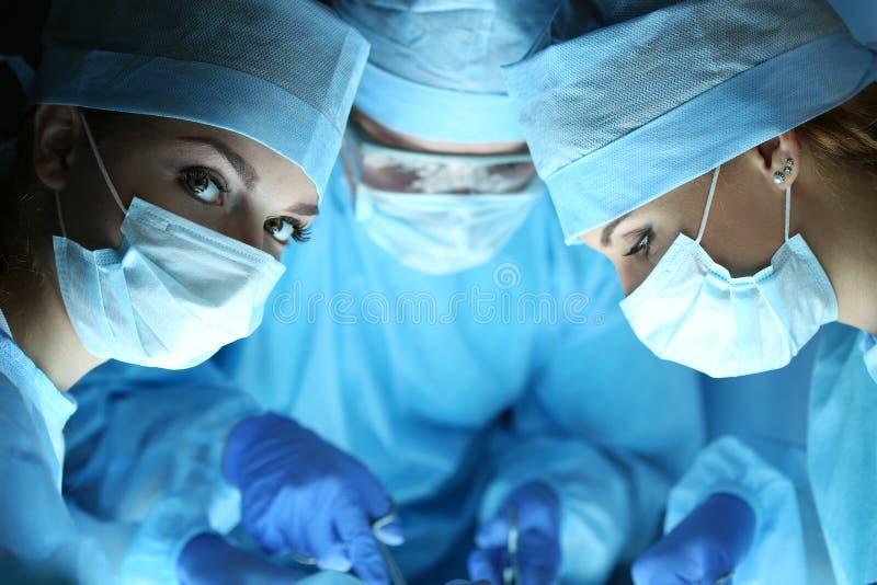 Concept de chirurgie et de secours image stock