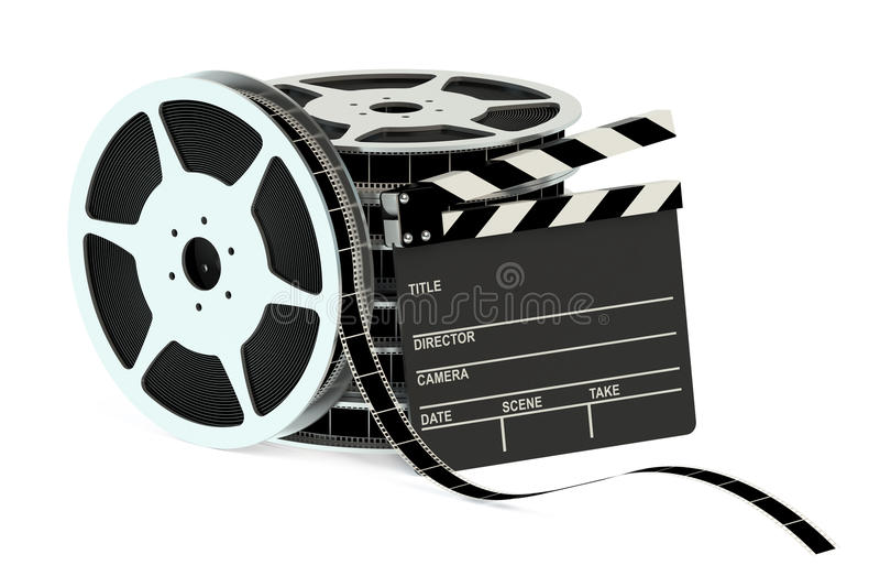 Concept de cinéma illustration libre de droits
