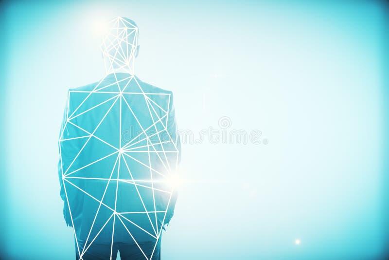 Concept de connectivité photo libre de droits