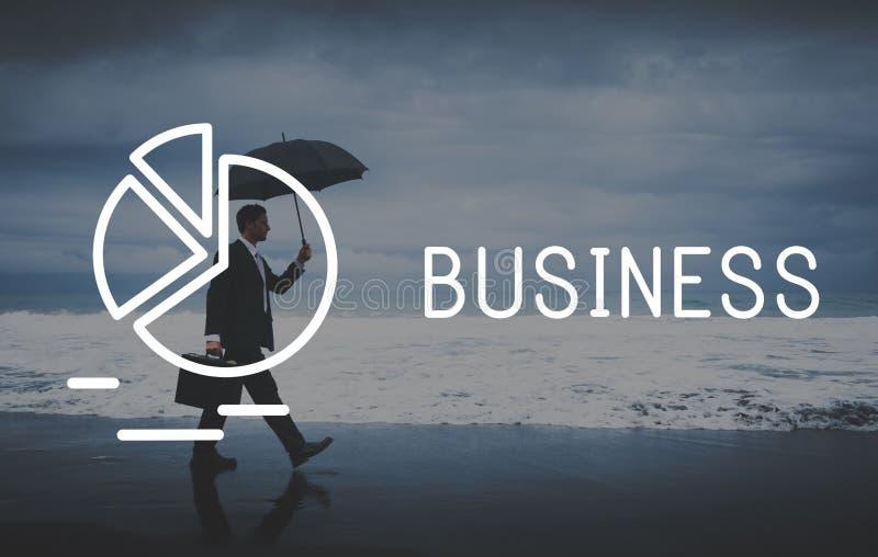 Concept de développement d'entreprise constituée en société d'affaires photographie stock libre de droits