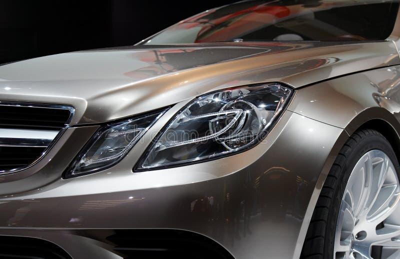 Concept de fascination de Mercedes-Benz images stock