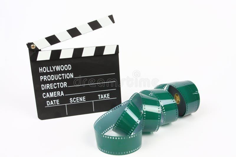 Concept de film image stock