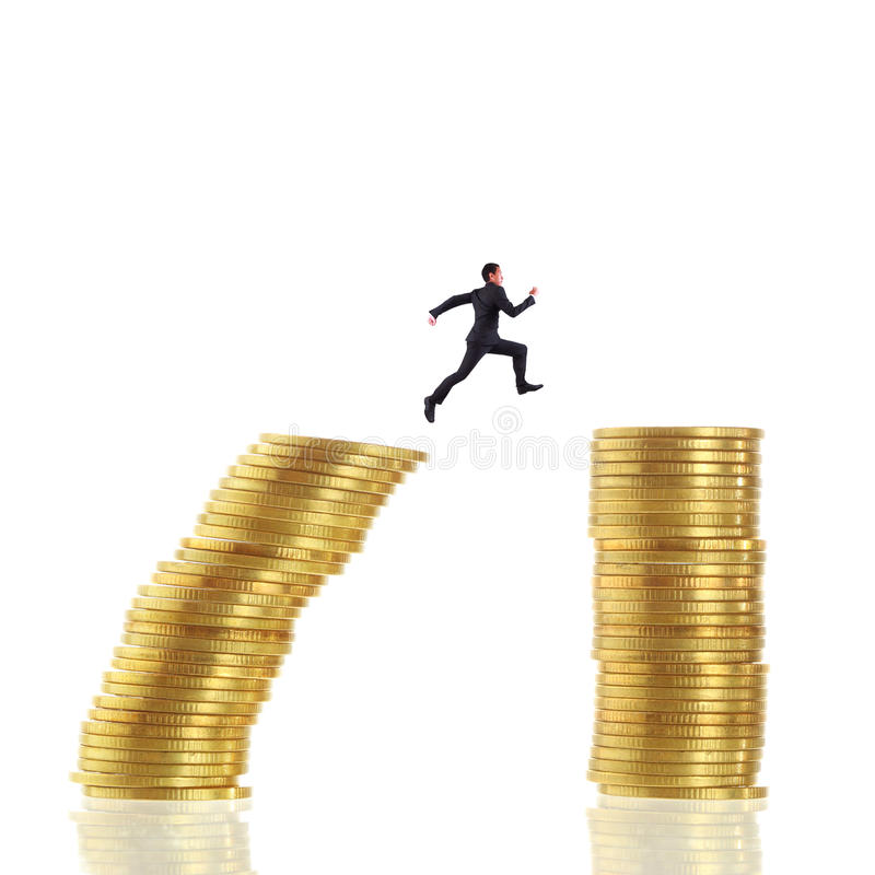 Concept de Financeial photographie stock