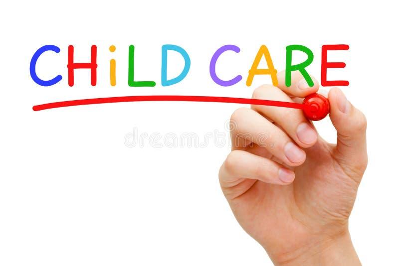Concept de garde d'enfants