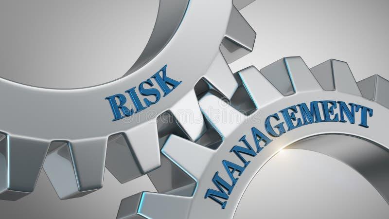 Concept de gestion des risques illustration de vecteur