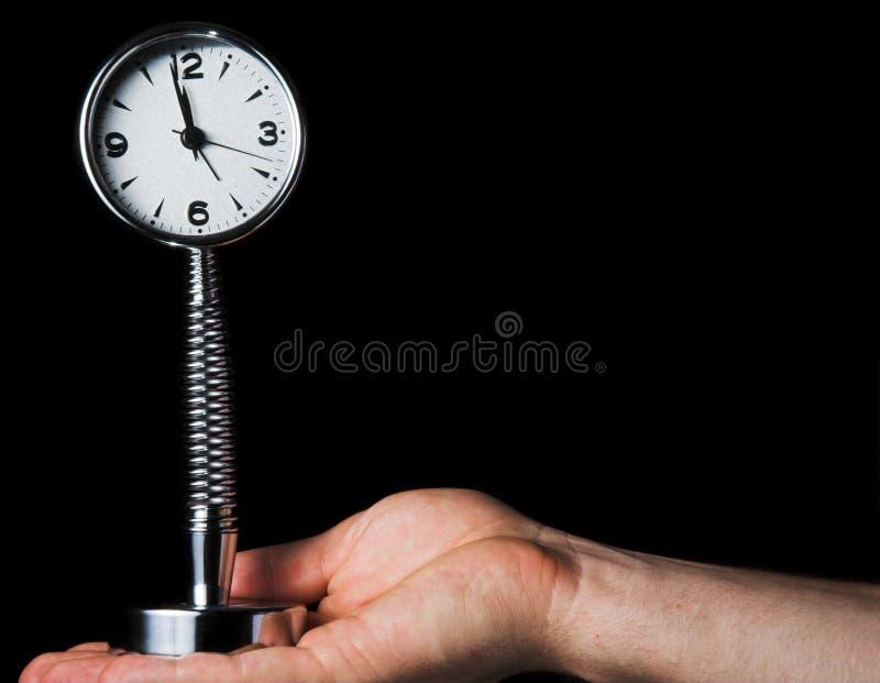 Concept de gestion du temps photographie stock libre de droits