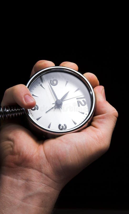 Concept de gestion du temps photo libre de droits