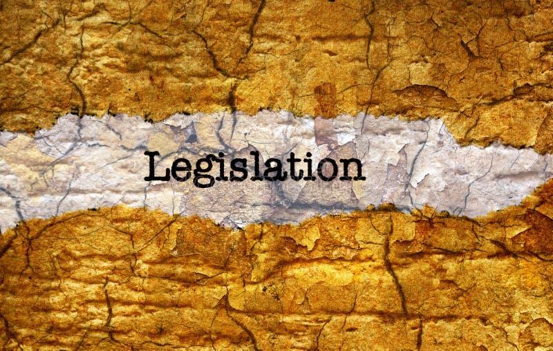 Concept de grunge de législation photo stock