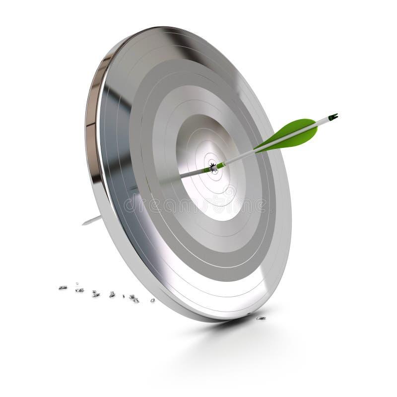 Concept de haute performance illustration de vecteur