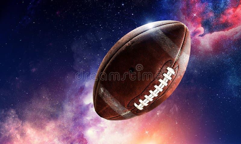 Concept de jeu de rugby images libres de droits