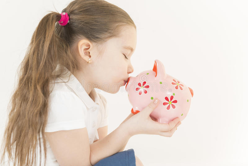 Concept de Junior Savings Account images libres de droits