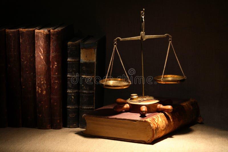 Concept de législation photo stock