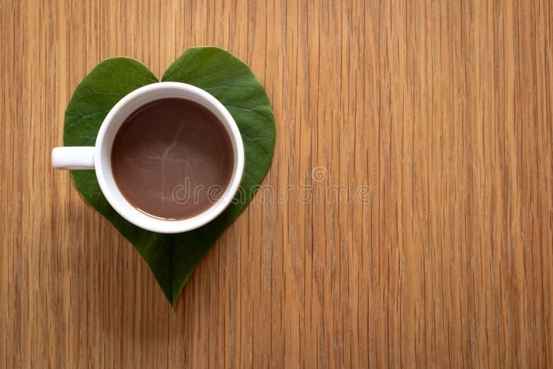Concept de l'amour de café image libre de droits